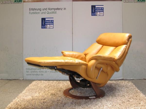 """Hukla Leder Design Sessel """"Hover"""""""