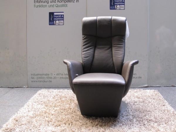 Leder Design Sessel Camilla
