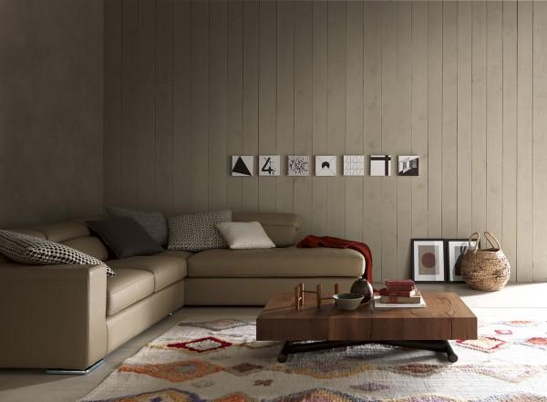 Couch /- Esstisch Double