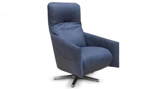Marconi Leder Design Sessel