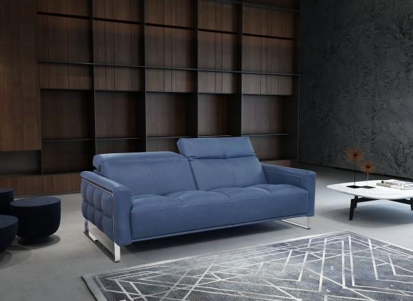 Excelsior Leder Design Garnitur