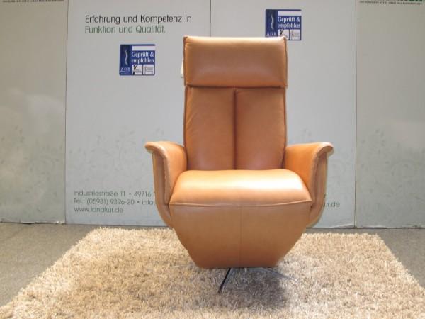 """Leder Design Sessel """"Kama"""""""