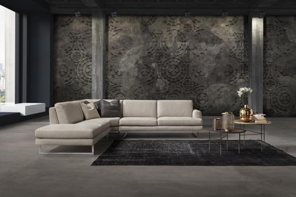 Narciso Leder Design Garnitur