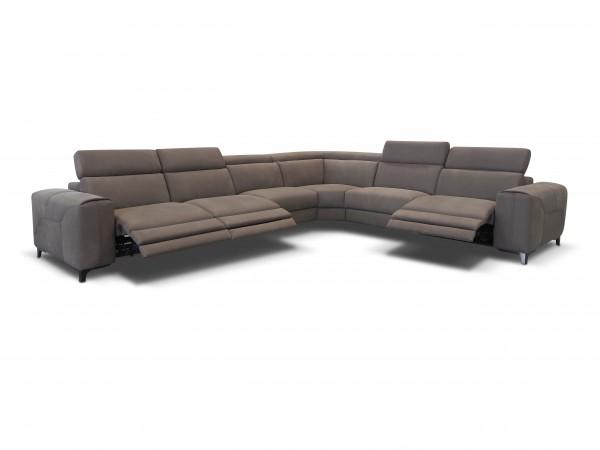 Francy Leder Design Garnitur