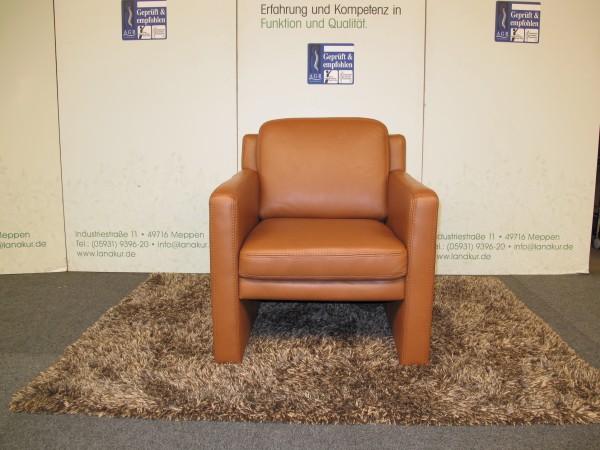 Leder Design Sessel Universal Exklusiv Polster Garnitur