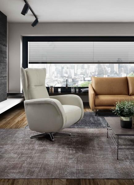 Davinci Leder Design Sessel