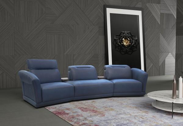 Monicelli Leder Design Garnitur